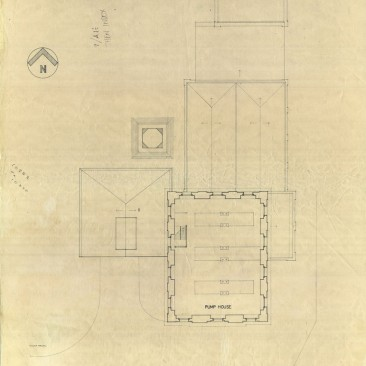 Walka pumping station first floor plan