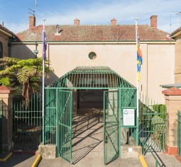 Front Gates of Maitland Gaol