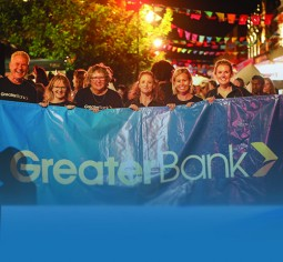 greater bank - tile