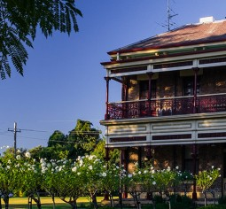 Heritage listed home