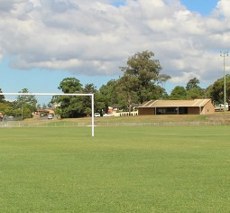 Norm Chapman Oval