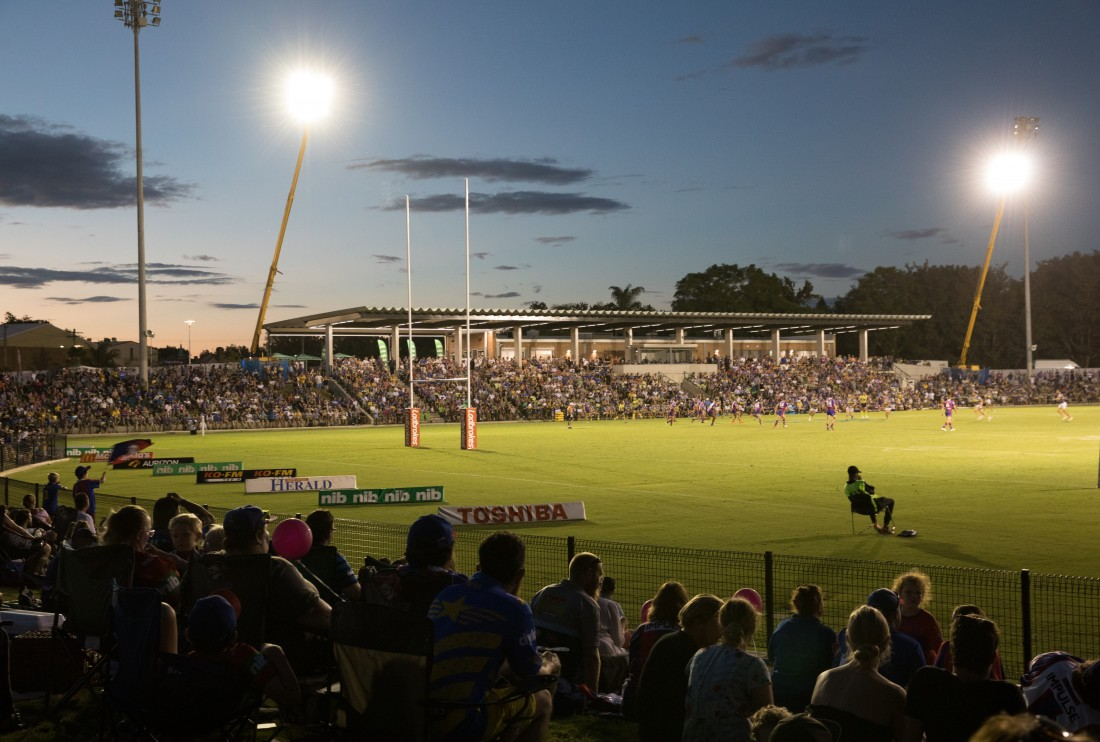 No. 1 Sportsground - Knights Vs Eels